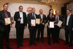 Застраховател на годината 2011